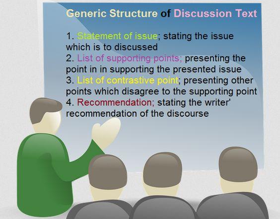 9 Contoh Discussion Text Terbaik Berbagai Topik
