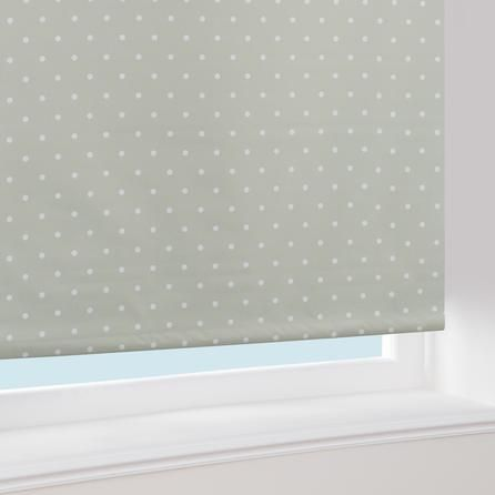 dotty blackout roller blind for the home pinterest. Black Bedroom Furniture Sets. Home Design Ideas