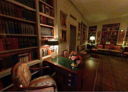 White house library ideas for home office pinterest white houses