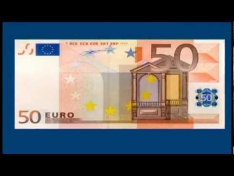 Der EURO-Schein trügt