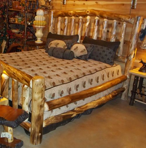 Log Bed  10  The Refuge Lifestyle  Exquisite Handcrafted Rustic Furniture  and Home Decor  Bixby   Tulsa  OK   Bedroom   Pinterest   Log bed  The  words and. Log Bed  10  The Refuge Lifestyle  Exquisite Handcrafted Rustic