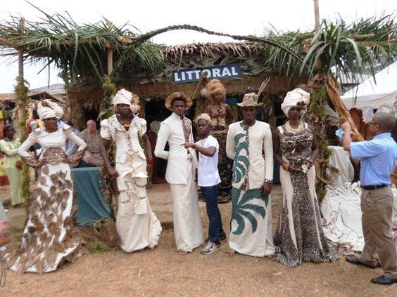 creations-donatela-styliste-modeliste-siarc-2014-yaounde-cameroun-bambinos-4 Art et culture : Des tenues de mariages, soirées… à la traditionnelle