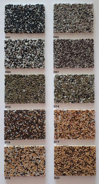 Thermomaster mosaic díszítővakolat
