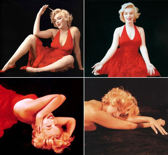 Red dress 1946 analysis factor