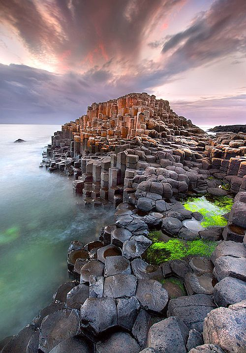 Giant's Causeway - Northern Ireland: