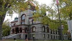 Old 1909 Essex County Courthouse In Salem Now Used By Probate