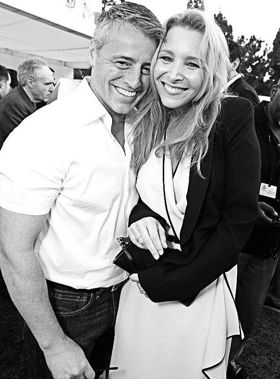 Matt LeBlanc & Lisa Kudrow