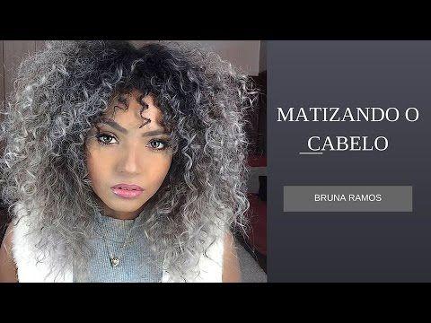 Corte de cabelo cacheado em casa - YouTube