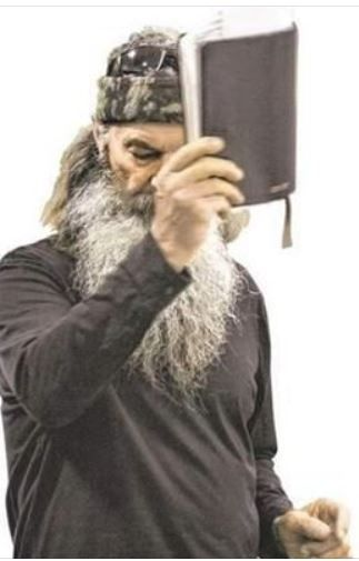 Phil Robertson-Duck Dynasty-taking a stand for God and Guns