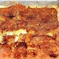 Sopapilla Casserole Dessert