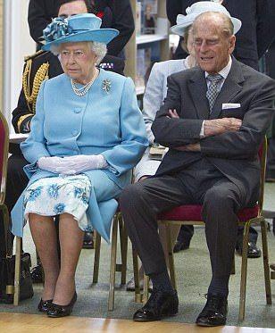 Prince Philip asks community centre group: 'Who do you sponge off?'
