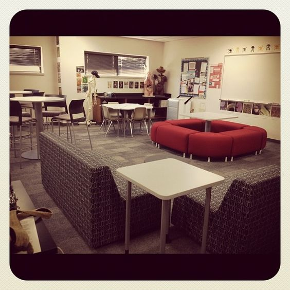 Jodie D 39 S 21st Century Classroom At Chs Applied For Grant To Get Furniture Vp C Pinterest
