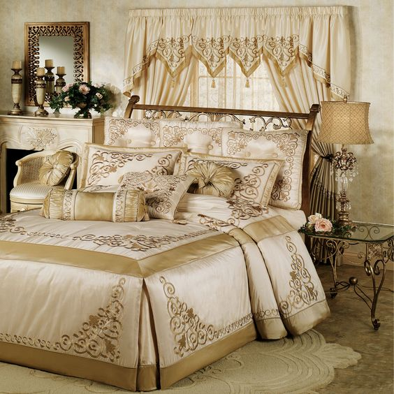 oversized king size bedding 126x120 overview details sizes swatch