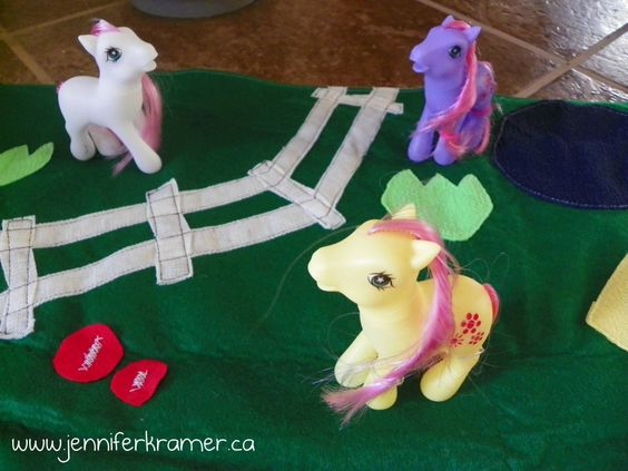 DIY Pony Pack and Play