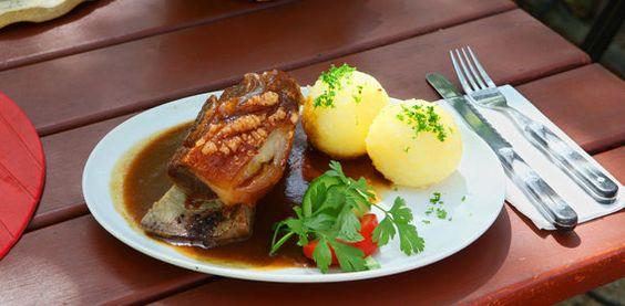 Altbayrische Küche | Sieht Das Nicht Lecker Aus Ofenfrisches Schaufele My Home