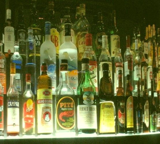 Licensed Liquor Store Badar Commercial Karachi Www Paktive Com Liquor Store Liquor Tito S Vodka Bottle