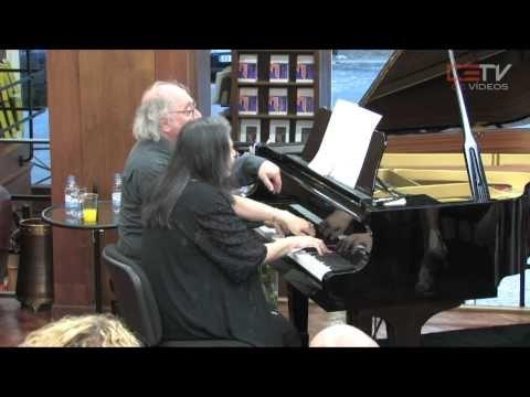 ▶ Piano a 4 Mãos - YouTube