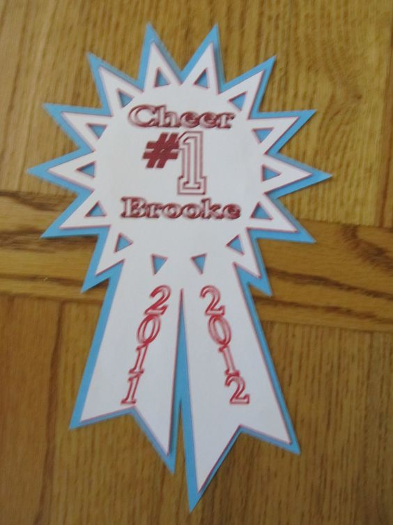 Pinterest the world s catalog of ideas for Cheerleading decorations