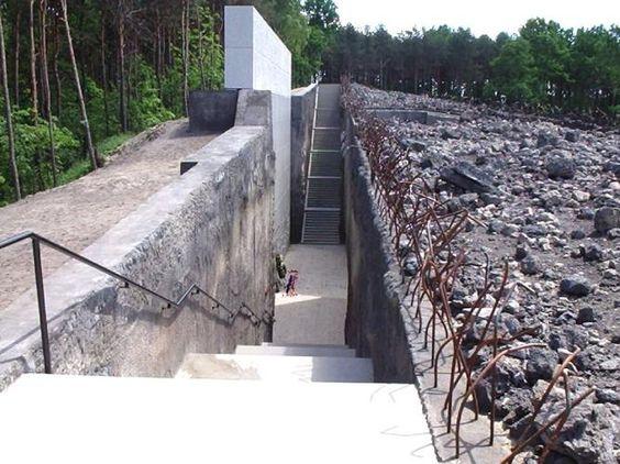 Belzec Concentration Camp, Poland