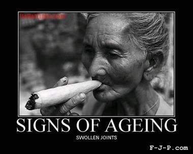 (via Funny Signs Of Ageing Woman Picture   Funny... - Funny Joke Pictures Memes Gifs