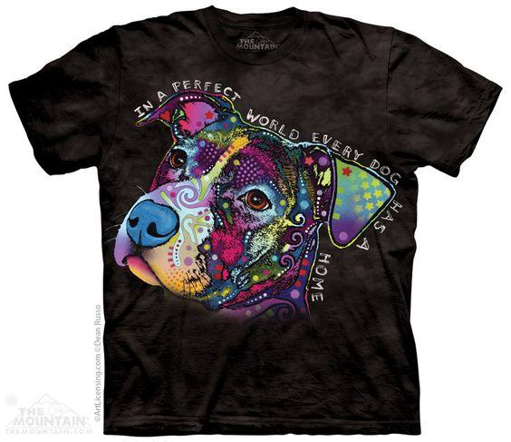Perfect World Dog Home T-Shirt