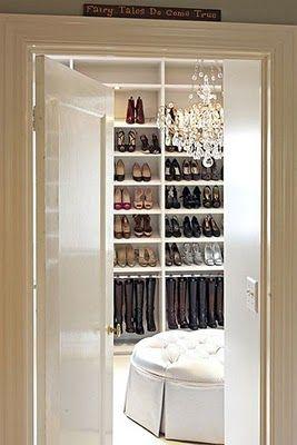 shoe closet heaven: Walk In Closet, Dream Closet, Dream House, Shoe Closet, Dream Home, Fairytale, Dressing Room