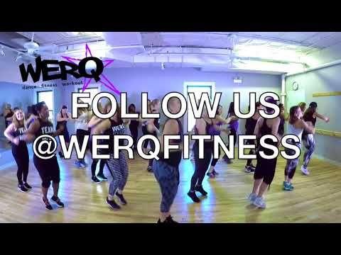 Werq Fitness Cardio Dance Workout Dance Cardio Dance Workout Workout