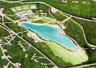 Pool Map  Woburn Forest  Center Parcs  grasshopper destination