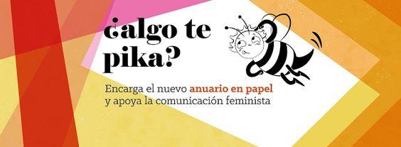 my story as a comic: Enjambre en el crowdfunding de Pikara magazine!