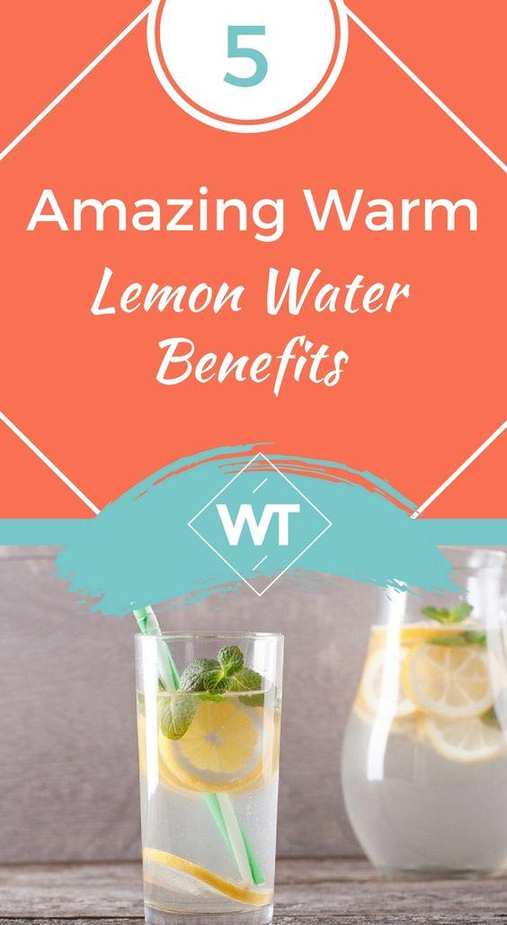 Lemon water benefits 68410