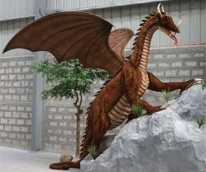 Giant Dragon Statue $13,990.00