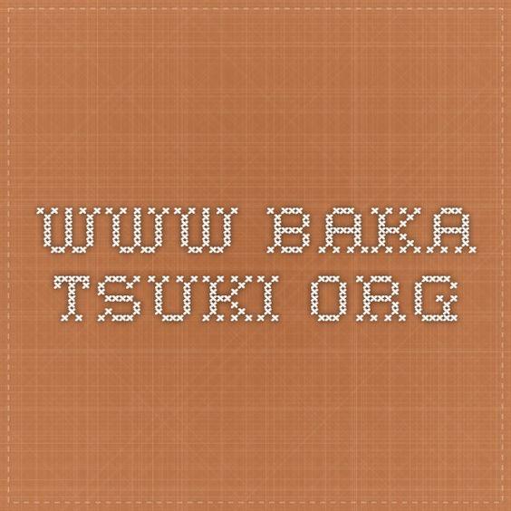 www.baka-tsuki.org