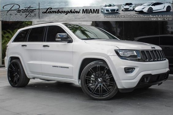 Jeep Grand Cherokee Srt 8 On Ac Forged Wheels My