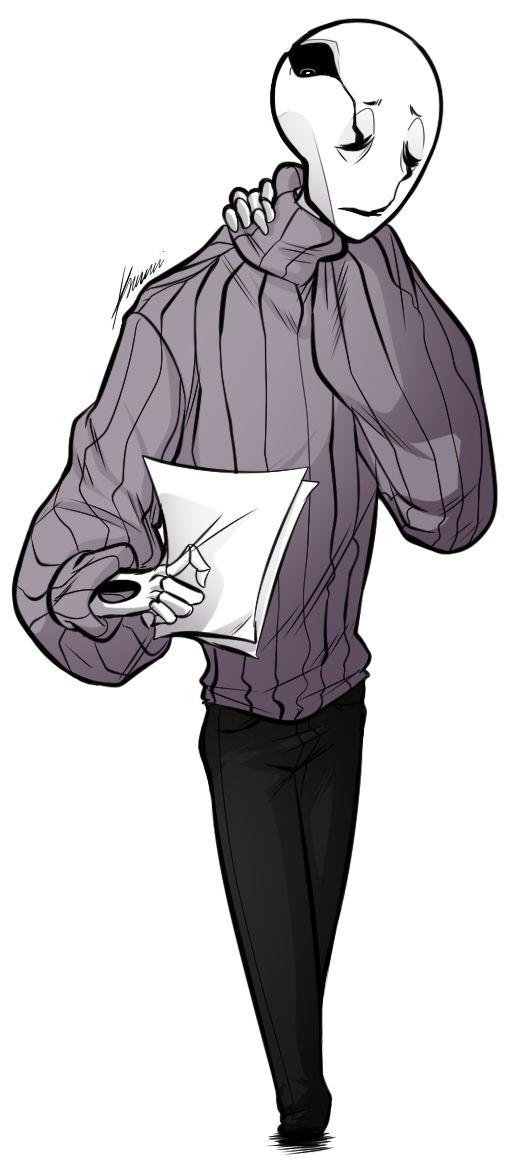 Gaster doodle by Ksuriuri.deviantart.com on @DeviantArt