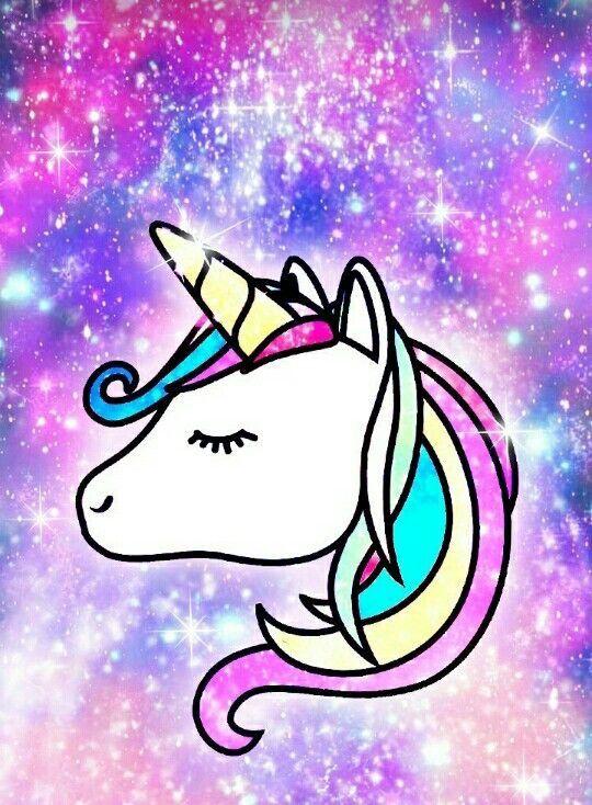 Unicorn Rainbow Galaxy Wallpaper Androidwallpaper