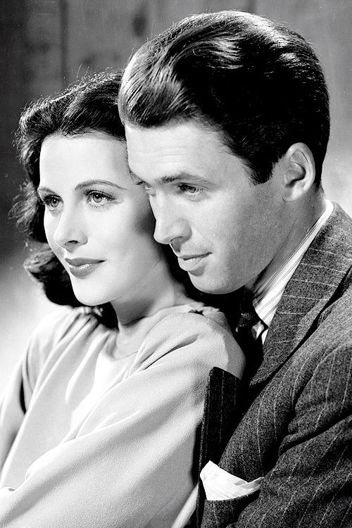 Hedy Lamarr James Stewart Come Live With Me Classic Movie Stars Classic Hollywood Hedy Lamarr