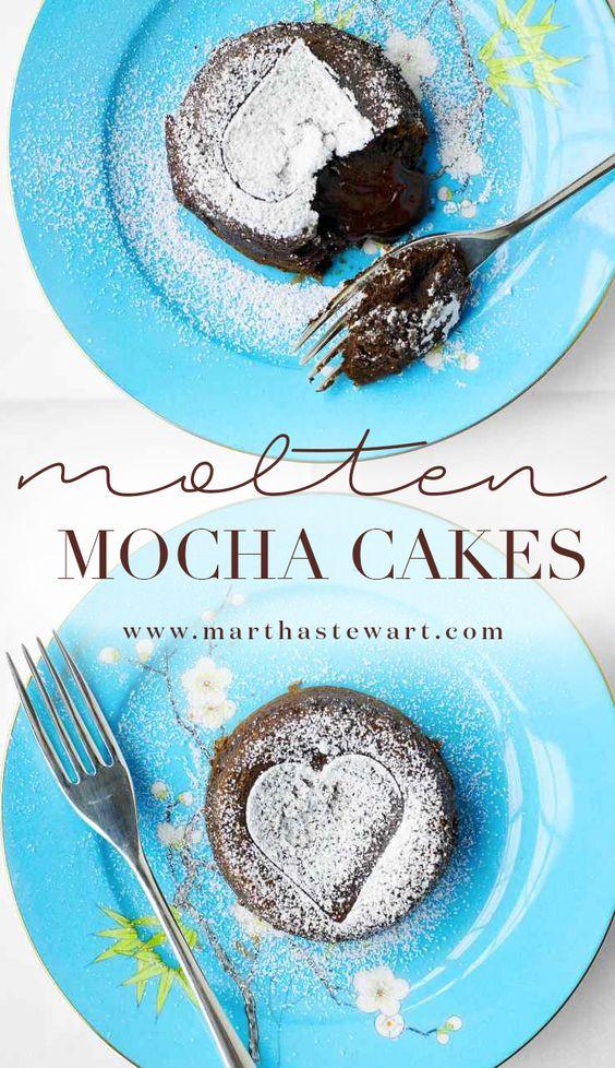 Mocha cake, Mocha and Martha stewart on Pinterest