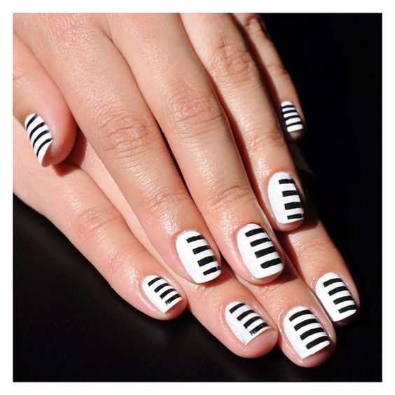 Showing off our stripes. #Sephora