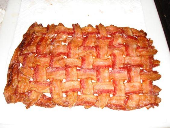 Bacon Weave Mat
