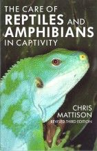 The Care of Reptiles and Amphibians in Captivity Chris Mattison Blanford, 3ª edição, 1992