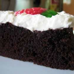 Thought I would share,  Black Magic Cake recipe