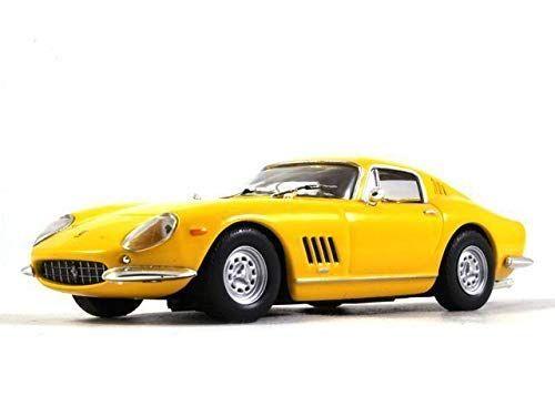 Amazon Com Ferrari 275 Gtb Yellow Color 1 43 Scale Sports Car Diecast Model 1964 Year Toys Games Ferrari Diecast Models Diecast