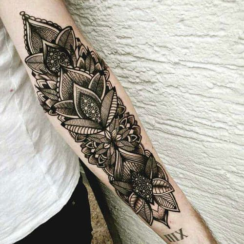 125 Best Forearm Tattoos For Men Outer Forearm Tattoo Cool