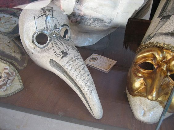 Beak doctor mask - Plague doctor costume - Wikipedia, the free encyclopedia