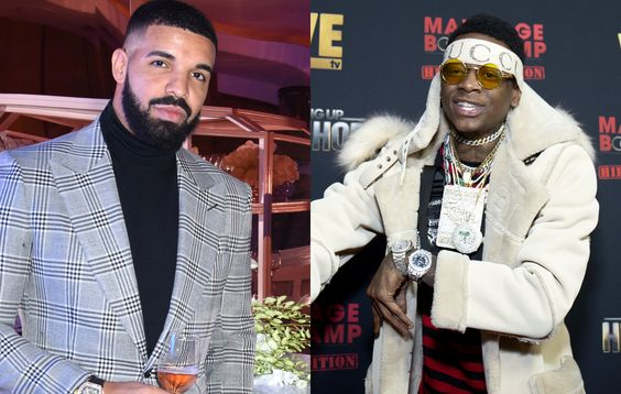 SouljaBoy talked about Drake in the radio show of The Breakfast Club