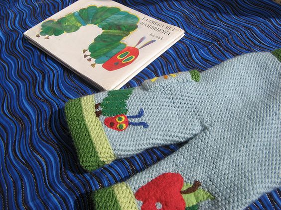 Hungry Caterpillar pants by shannatheshedevil on Ravelry