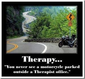 Therapy...none needed!