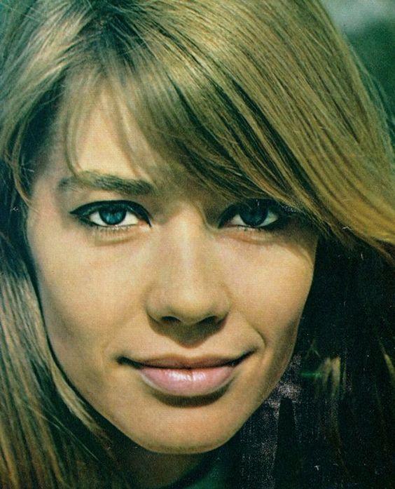 Françoise Hardy, 1960s: