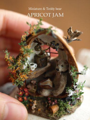 胡桃の家 by Apricot Jam