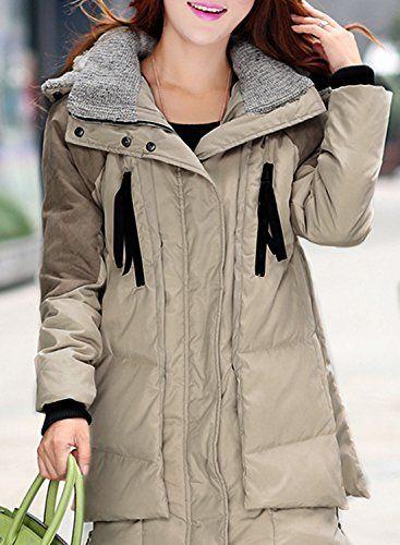 ABRIGO ACOLCHADO DE INVIERNO  Mas frío + invierno + abrigos  Abrigo acolchado con capucha cómodo, calentito y de moda, fácil de llevar super bonito y muy bien de precio.  Descuento > 40 % > Envio Gratis